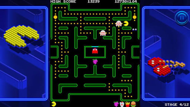 Pac-Man + Tournaments screenshot