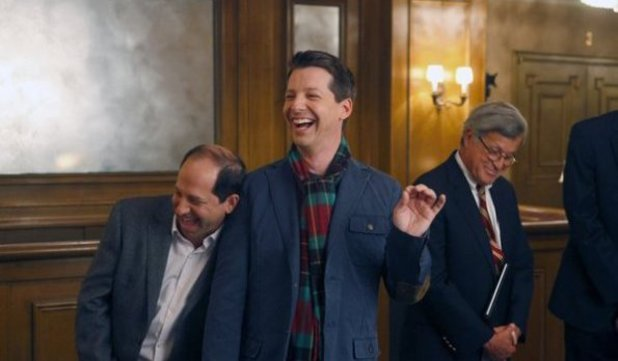 Jason Kravits as Timothy, Sean Hayes as Terry in Smash S02E07: 'Musical Chairs'