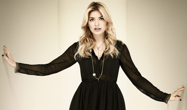 'The Voice UK' presenter Holly Willoughby