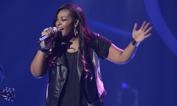 &#39;American Idol&#39; Top 9 performances: Candice Glover