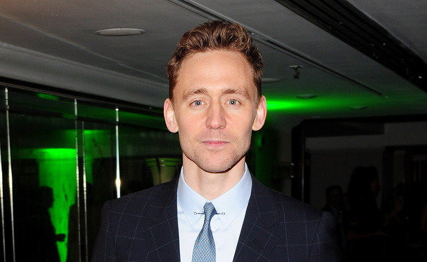 Tom Hiddleston at the Empire Film Awards