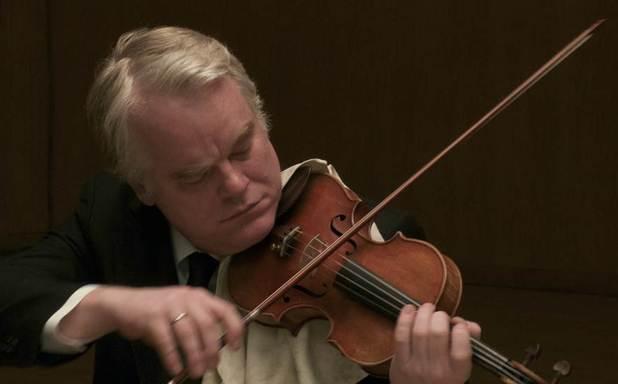 A Late Quartet Philip Seymour Hoffman