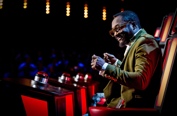 Will.i.am considers revealing the latest entrant on 'The Voice'