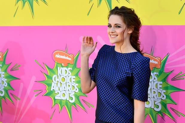 Kristen Stewart at Nickelodeon Kids' Choice Awards 2013