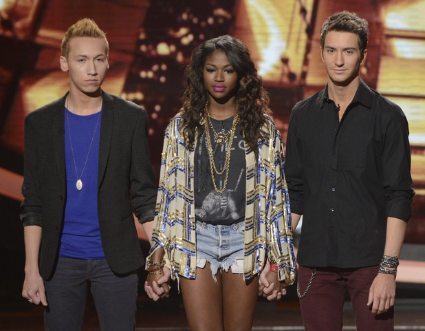 Devin Velez, Amber Holcomb and Paul Jolley on 'American Idol'