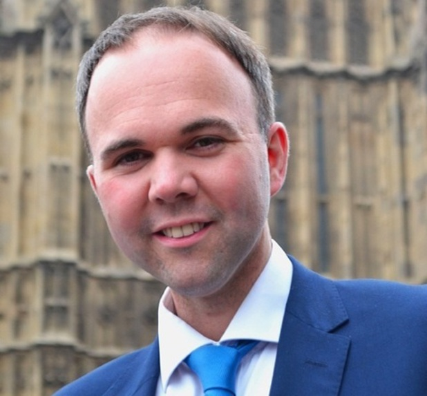 MP for Croydon Central, Gavin Barwell