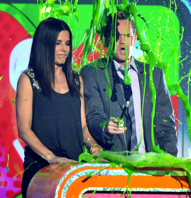 Sandra Bullock and Neil Patrick Harris