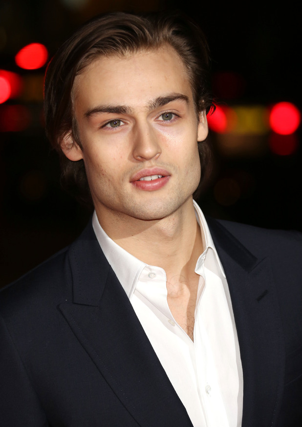 Douglas Booth - 'David Bowie Is' opening exhibition at the ...