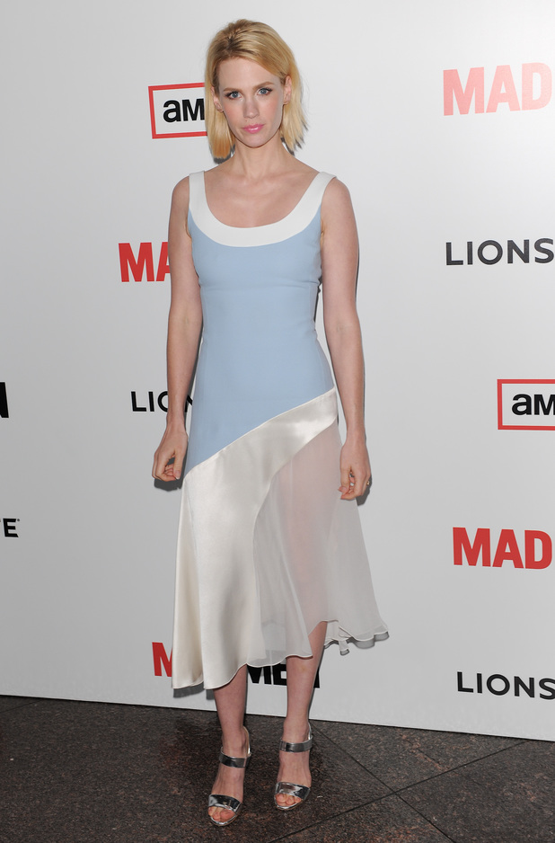 January Jones, Mad Men, Season 6