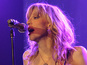 Courtney Love speaks about Twitter trial