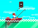 Vlambeer's iOS game adds new secrets, fish and custom soundtracks.
