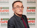 Danny Boyle wins the Outstanding Contribution award.