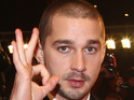 Shia LaBeouf stopped working on the production after falling out with Baldwin.