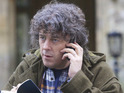 Alan Davies returns as the iconic detective in a new Easter special.