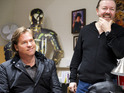 Val Kilmer features in behind-the-scenes pictures from the comedy special.