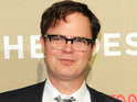 Rainn Wilson is returning to television as a detective in dark crime drama.