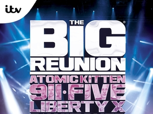 Big Reunion out on DVD