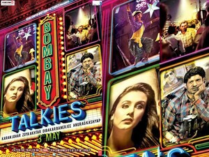 &#39;Bombay Talkies&#39; poster