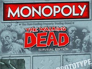 'The Walking Dead' Monopoly adaptation