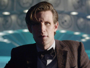 The Doctor (Matt Smith) in Doctor Who: &#39;The Bells of St John&#39;