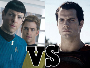 Star Trek: Into Darkness vs. Man Of Steel