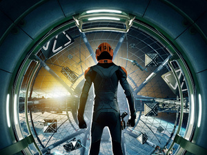 'Ender's Game' poster