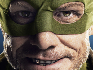 &#39;Kick-Ass 2&#39; Colonel Stars and Stripes poster
