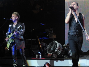 Depeche Mode in concert in 2010