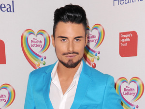 Rylan Clark, Health Lottery