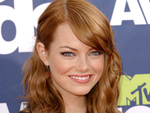 Emma Stone at the 2011 MTV Movie Awards