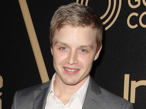 Noel Fisher at the 2013 Miss Golden Globe Awards hosted by the HFPA and InStyle at Cecconi's