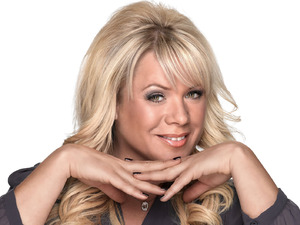 Letitia Dean as Sharon Rickman in EastEnders