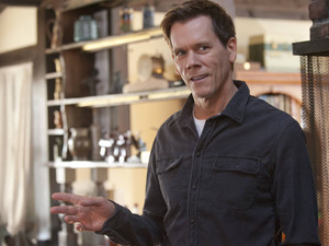 Ryan Hardy (Kevin Bacon)  in The Following S01E10: 'Guilt'