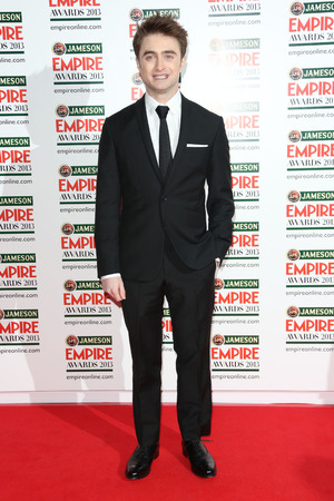 Daniel Radcliffe, Empire Movie Awards 2013