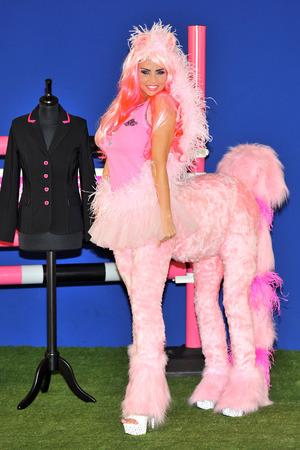 Katie Price, horse, equestrian, clothing range