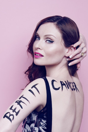 Race for Life message to cancer: Sophie Ellis-Bextor