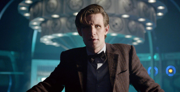 The Doctor (Matt Smith) in Doctor Who: 'The Bells of St John'