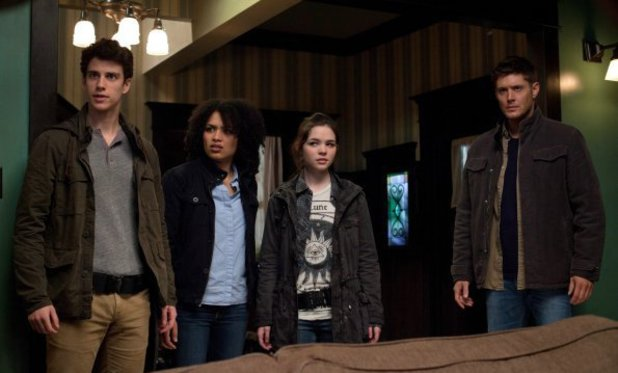Supernatural S08E18: 'Freaks & Geeks'