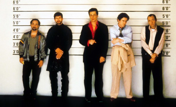 The Usual Suspects (1995) <br />