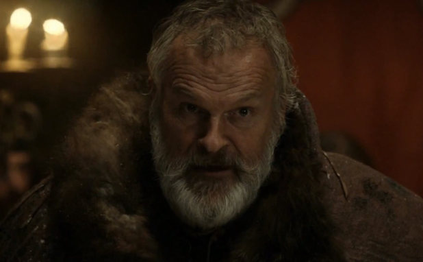 Clive Mantle as Greatjon Umber in 'Game of Thrones'