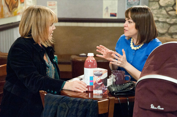 6515: Gennie is upset when Brenda reveals she has met someone who deals in alternative therapies