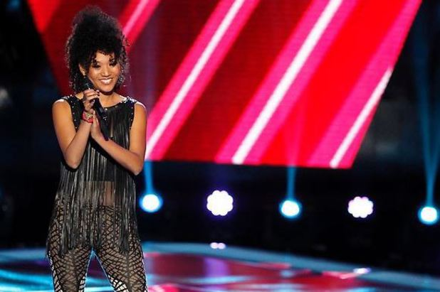 Judith Hill performs on The Voice Season 4 premiere