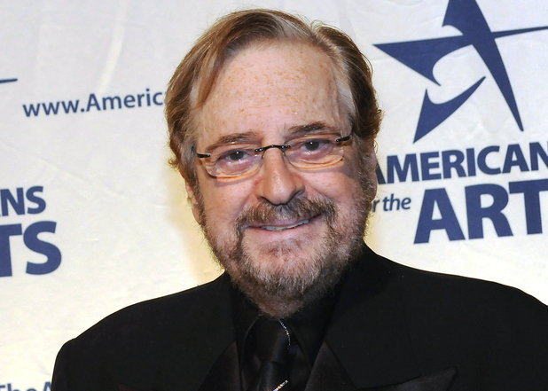 Music producer Phil Ramone.