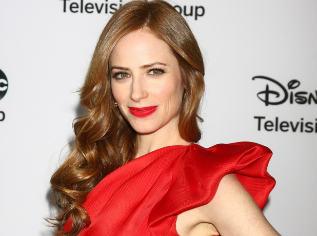 Actress Jaime Ray Newman