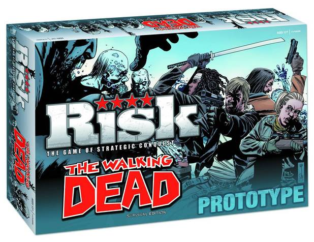 'The Walking Dead' Risk adaptation