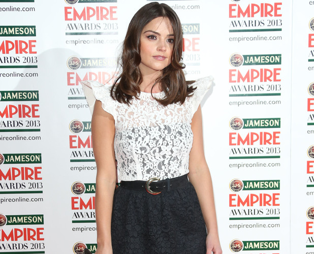 Jenna-Louise Coleman, Empire Awards 2013