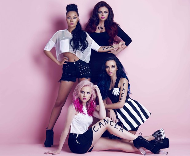 Race for Life message to cancer: Little Mix