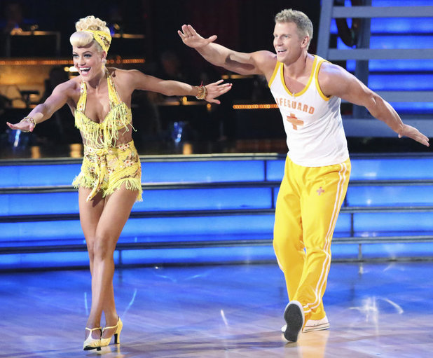 Dancing with the Stars 2013 - week 2: Sean Lowe and Peta Murgatroyd