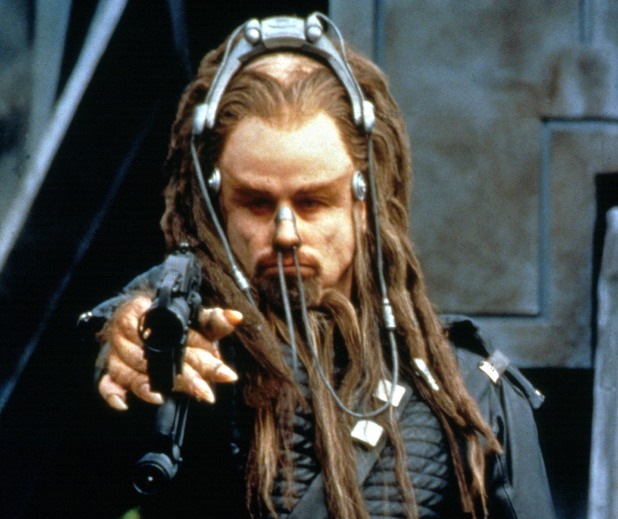 Battlefield Earth, John Travolta, beard