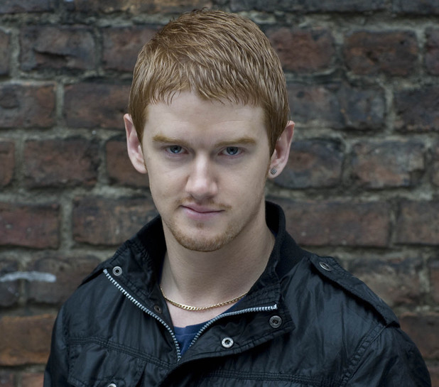 Mikey North as Gary Windass in Coronation Street